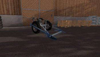 БКС 127 для Farming Simulator 2017