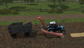 Фуражир навесной ФН–1,2 для Farming Simulator 2017