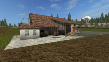 SA Производство поддонов (v1.0.4) для Farming Simulator 2017