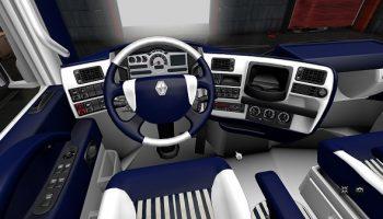 Интерьеры грузовиков для Euro Truck Simulator 2