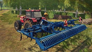 Liborto 6М для Farming Simulator 2017