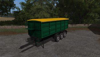 Graintrailer для Farming Simulator 2017