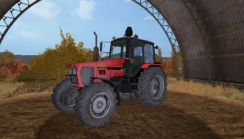 Мтз 1221 для Farming Simulator 2017