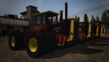 Versatile 8 Cylinder для Farming Simulator 2017