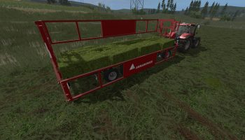 ANNABURGER HT для Farming Simulator 2017