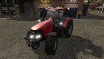 CASE PUMA CVX для Farming Simulator 2017