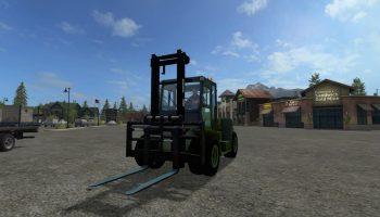 Clark c80d v2 для Farming Simulator 2017