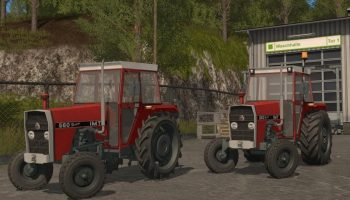 imt 560 deluxe/dv v2.0.0.1 для Farming Simulator 2017