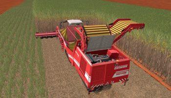 Grimme 415 Sugercane SMC v1.0 для Farming Simulator 2017