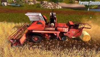 РСМ Колос v1.2 для Farming Simulator 2017