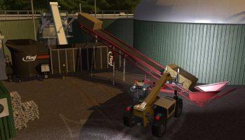 Ленточный конвейер для Farming Simulator 2017
