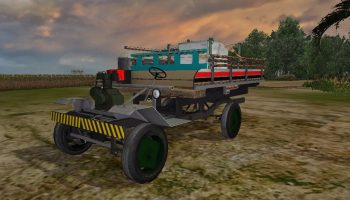 Willis Girico v1.0 для Farming Simulator 2017