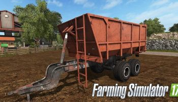 ПТС-9 V1.1 для Farming Simulator 2017
