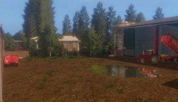 Скачать карту Bethemont La Foret BETA для Farming Simulator