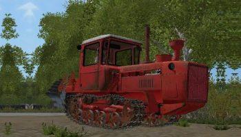 ДТ 175 Волгарь для Farming Simulator 2017