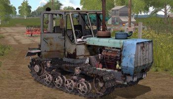 ХТЗ Т-150 Гусеничный для Farming Simulator 2017