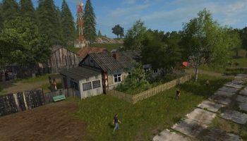 Скачать Курай для Farming Simulator 2017