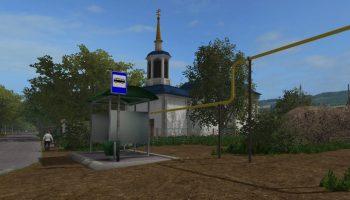 Cкачать карту Максимовка для Farming Simulator 2017