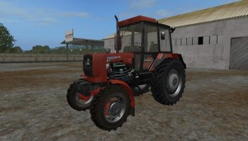 Мод ЮМЗ 8240 для Farming Simulator 2017