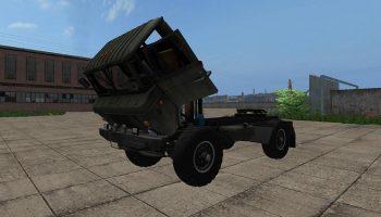 ГАЗ-66 для Farming Simulator 2017