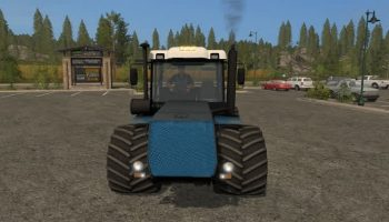 ХТЗ 17221 для Farming Simulator 2017