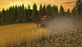 Chopped Straw для Farming Simulator 2017