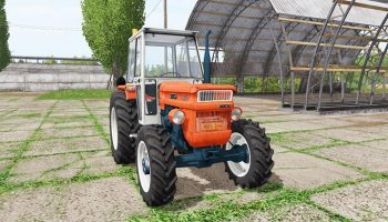 Fiat 420 DT v 1.0.0.6 для Farming Simulator 2017