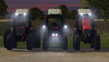 Беларус 820 для Farming Simulator 2017