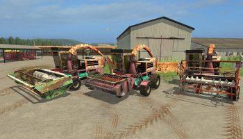 КСК-100 v 1.0 для Farming Simulator 2017