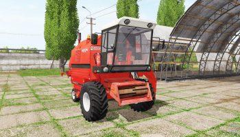BIZON 5058 для Farming Simulator 2017