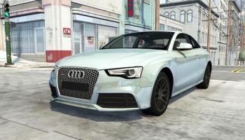 Audi RS 5 Coupe для BeamNG DRIVE