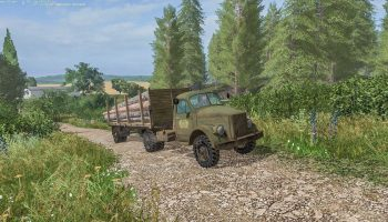 Зеленая долина / green valley v 1.0.4 для Farming Simulator 2017
