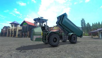 holmer 600 eco для Farming Simulator 2017