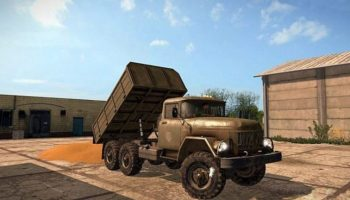 Zil 131 V 1.0 для Farming Simulator 2017
