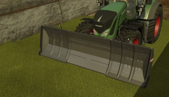 Volmer VTS 300 Silage Shield для Farming Simulator 2017