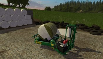 McHale 991LBER для Farming Simulator 2017
