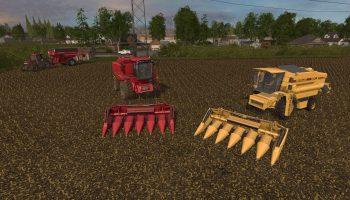 GERINGHOFF MS 600 F V1.0.0.0 для Farming Simulator 2017