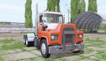 MACK R688 V2.0 для Farming Simulator 2017