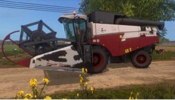 Ростсельмаш Акрос 530 v1.1 для Farming Simulator 2017