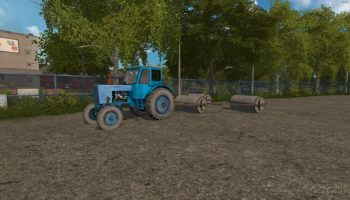 МТЗ 50/52 PACK FINAL VERSION для Farming Simulator 2017