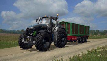 KROGER HKD/TKD (302/402) V2.0.0.0 для Farming Simulator 2017
