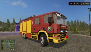 SCANIA 94D LF24 для Farming Simulator 2017