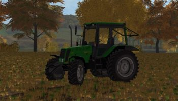 МТЗ 826 С БАЛОЧНЫМ МОСТОМ V2.0 для Farming Simulator 2017