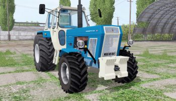 FORTSCHRITT ZT 403 WEIGHT V1.0 для Farming Simulator 2017