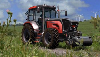 URSUS 1674 FORTE V1.0 для Farming Simulator 2017
