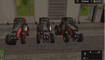 ТРАКТОР URSUS 1674 FORTE V 1.1 для Farming Simulator 2017