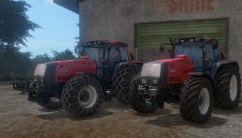 VALTRA 8350 V1.0.0 для Farming Simulator 2017