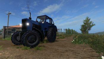 МТЗ 82 V1.0 для Farming Simulator 2017
