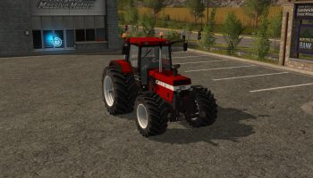 CASE IH 1455XL V 2.0 для Farming Simulator 2017
