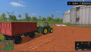 ПТС 6 V1.2 для Farming Simulator 2017